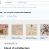 西洋音楽に関する文書が約 3,500 項目! モルデンハウアー・アーカイブ
